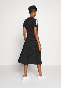 adidas Originals - SKIRT - Spódnica trapezowa - black - 2