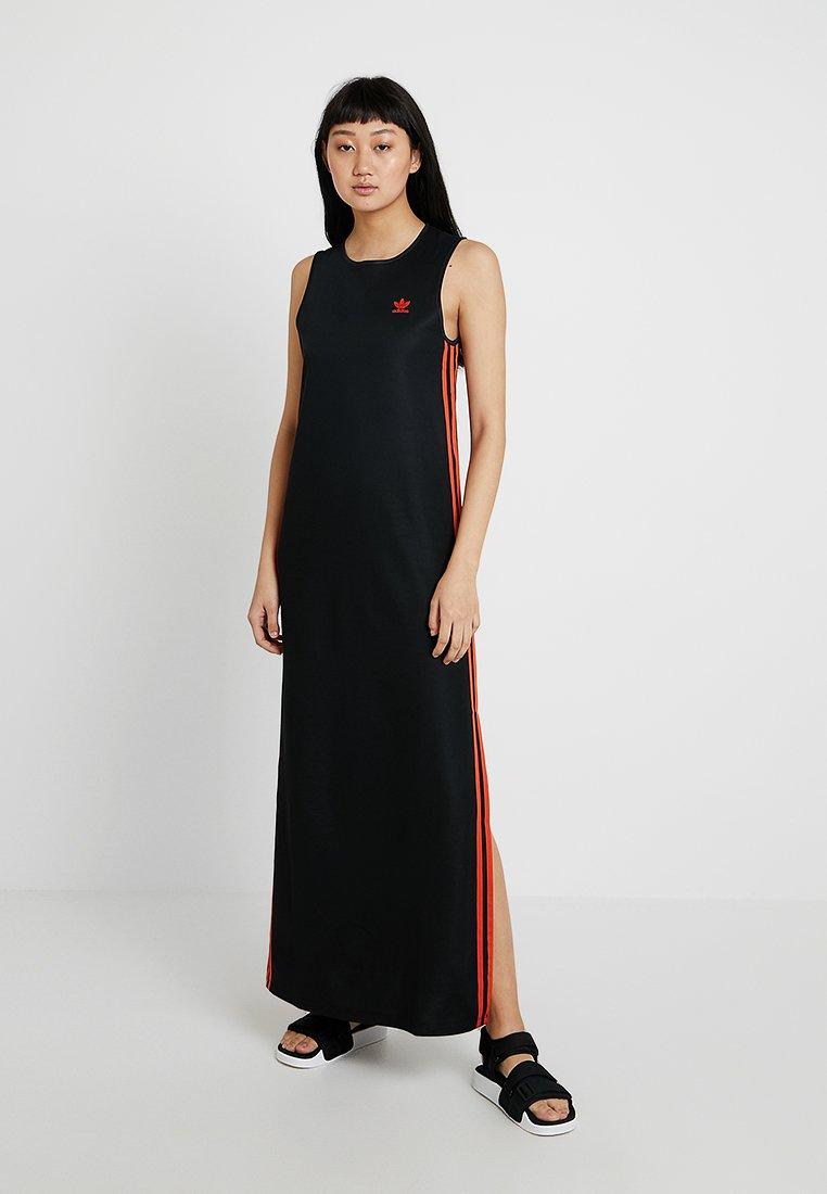 adidas Originals - DRESS - Maxi dress - black