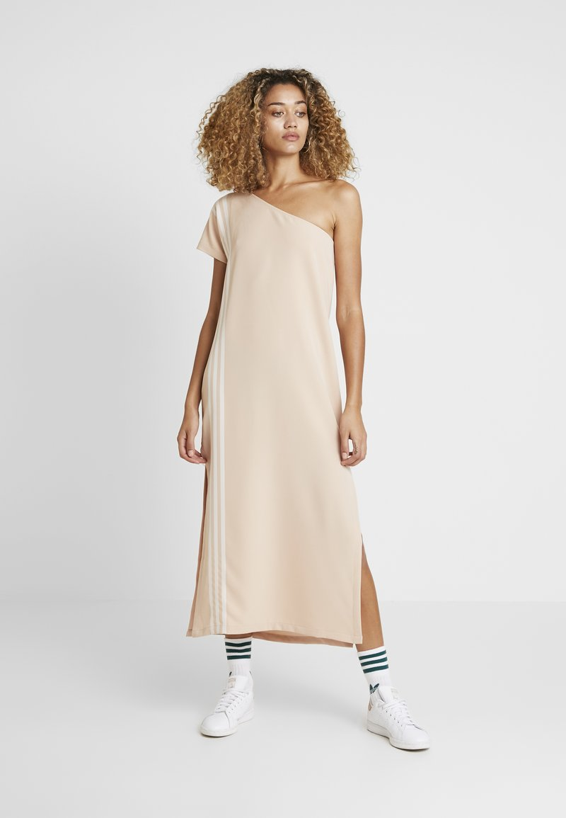 adidas Originals - DRESS - Robe longue - ash pearl