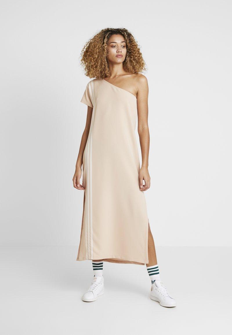 adidas Originals - DRESS - Maxi dress - ash pearl