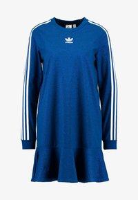 adidas Originals - BELLISTA 3 STRIPES T-SHIRT DRESS - Shirt dress - tech mineral - 3