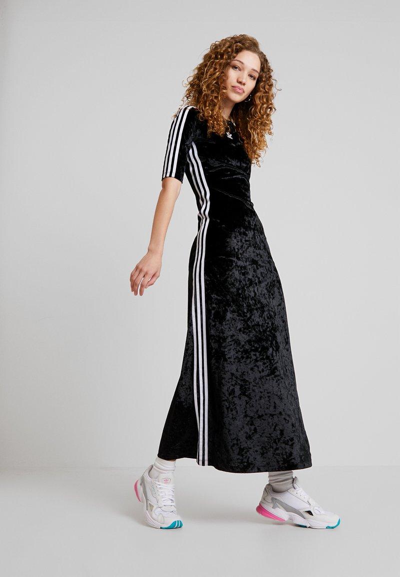 adidas Originals - DRESS - Vestito lungo - black