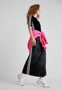 adidas Originals - DRESS - Vestito lungo - black - 1