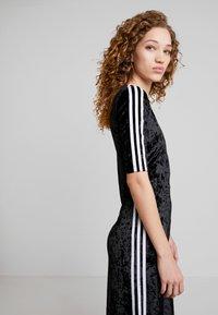 adidas Originals - DRESS - Vestito lungo - black - 3