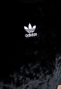 adidas Originals - DRESS - Vestito lungo - black - 5