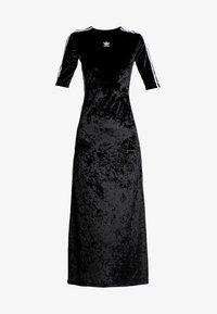 adidas Originals - DRESS - Vestito lungo - black - 4