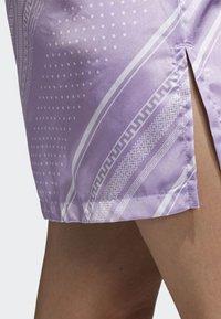 adidas Originals - TREFOIL DRESS - Day dress - purple - 6