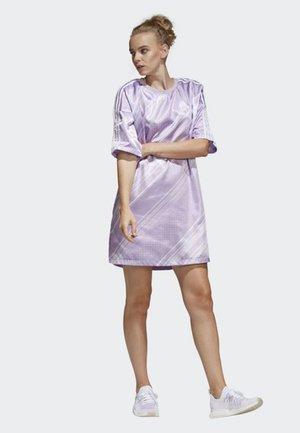 TREFOIL DRESS - Hverdagskjoler - purple