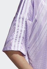 adidas Originals - TREFOIL DRESS - Day dress - purple - 5