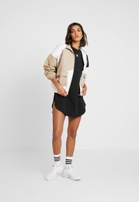 adidas Originals - DRESS - Vestito di maglina - black/white - 1