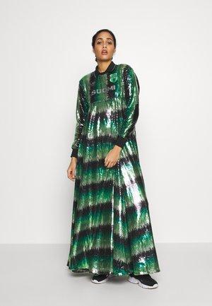 DRESS SUOMI - Maxi-jurk - multicolor/mist jade