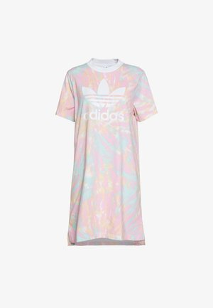 TEE DRESS - Sukienka z dżerseju - multicolor
