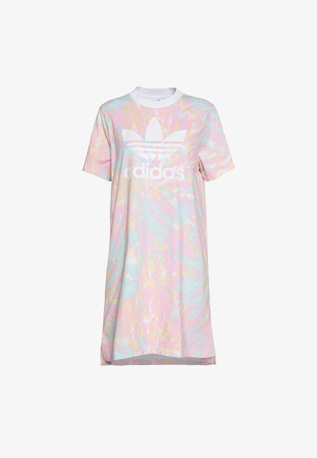 TEE DRESS - Vestido ligero - multicolor