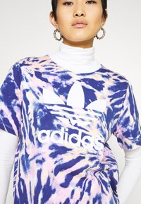 adidas Originals - TEE DRESS - Jersey dress - multicolor - 5