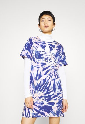 TEE DRESS - Jerseykjole - multicolor
