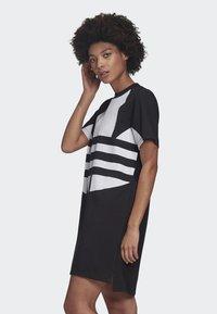 adidas Originals - Jersey dress - black - 2