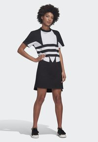 adidas Originals - Jersey dress - black - 0