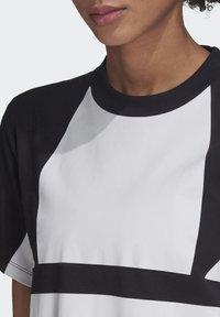 adidas Originals - Jersey dress - black - 5