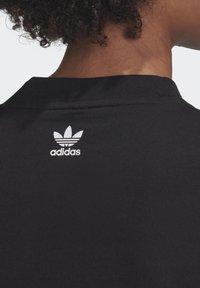 adidas Originals - Jersey dress - black - 7