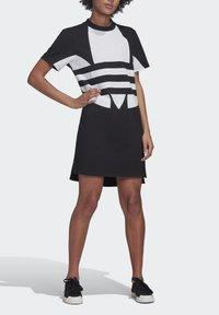 adidas Originals - Jersey dress - black - 4
