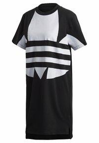 adidas Originals - Jersey dress - black - 9
