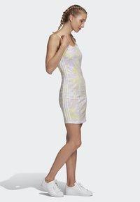 adidas Originals - TANK DRESS - Shift dress - multicolour - 3