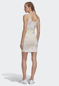 adidas Originals - TANK DRESS - Shift dress - multicolour - 1