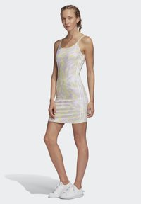 adidas Originals - TANK DRESS - Shift dress - multicolour - 0