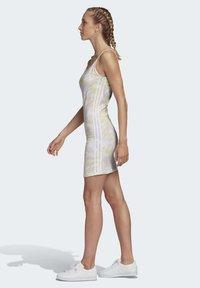 adidas Originals - TANK DRESS - Shift dress - multicolour - 2