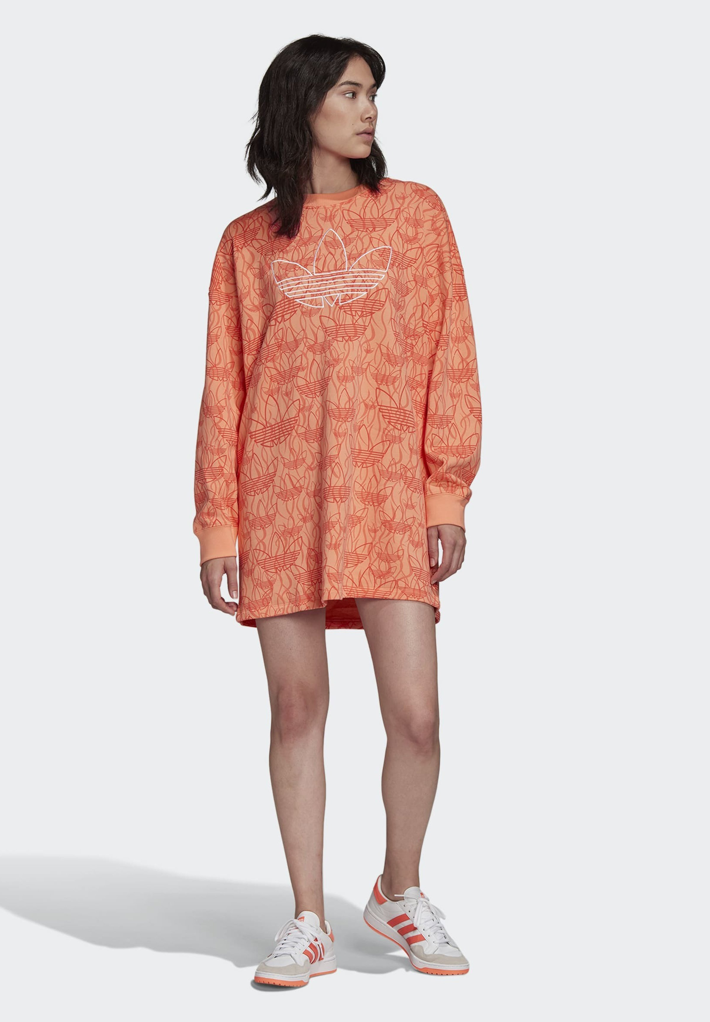 adidas Originals 2020 03 02 DRESS Robe d'été orange