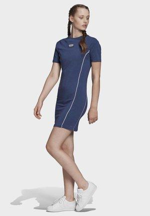 TEE DRESS - Etui-jurk - blue