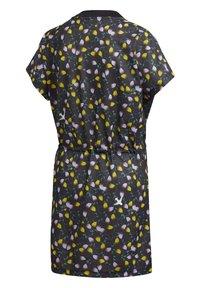 adidas Originals - ALLOVER PRINT TEE DRESS - Jersey dress - multicolour - 8