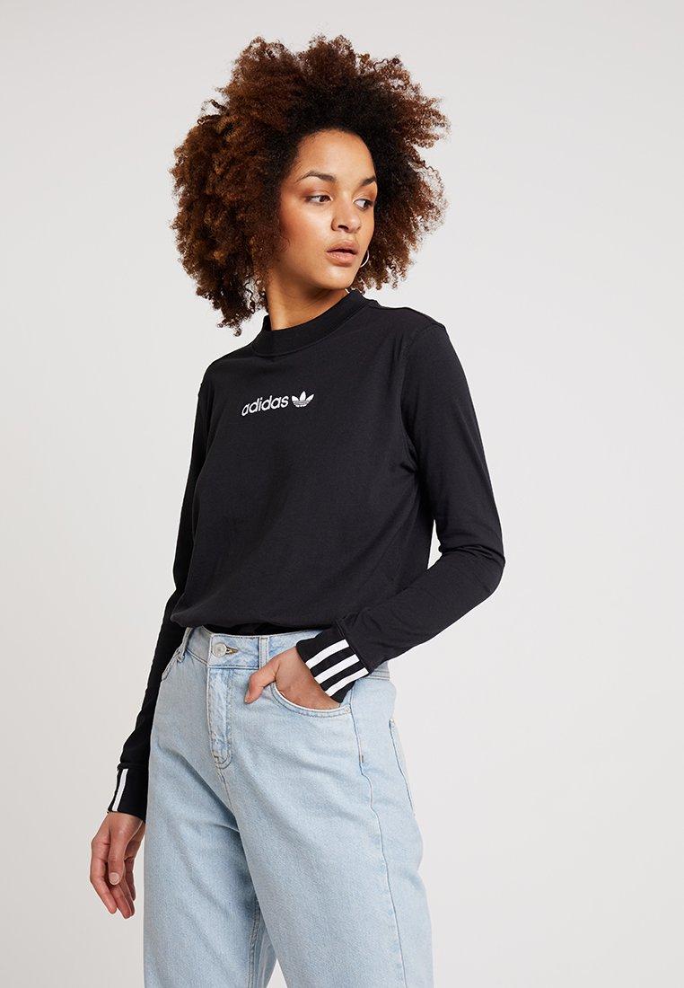 adidas Originals - COEEZE - Long sleeved top - black
