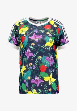 GRAPHIC TEE - T-shirt print - multicolor