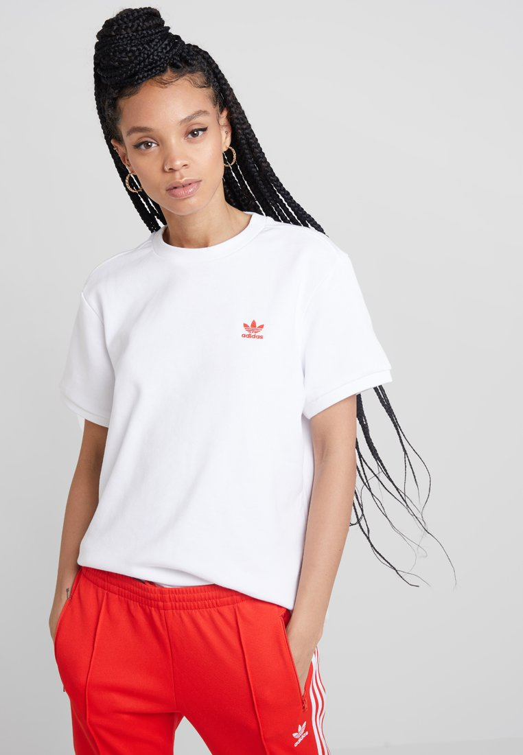 adidas Originals - TEE - Sweater - white