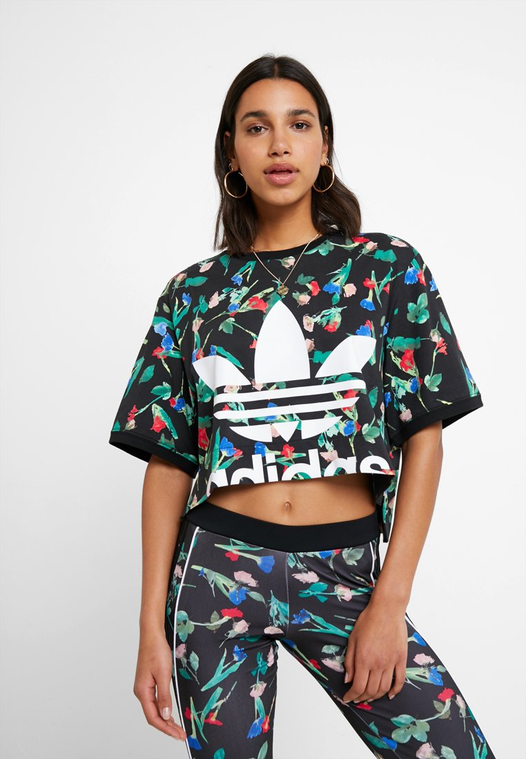 adidas Originals - TEE - T-shirts med print - multicolor