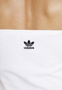 adidas Originals - BANDEAU - Topper - white - 5