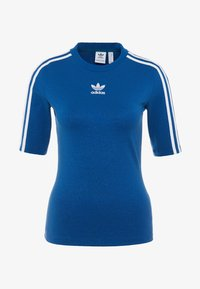 adidas Originals - Print T-shirt - tech mineral - 3