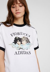 adidas Originals - Printtipaita - white - 4