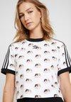 adidas Originals - Print T-shirt - multicolor