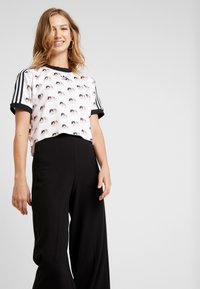 adidas Originals - Print T-shirt - multicolor - 0