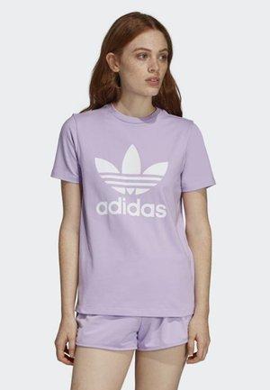TREFOIL T-SHIRT - T-shirt imprimé - purple
