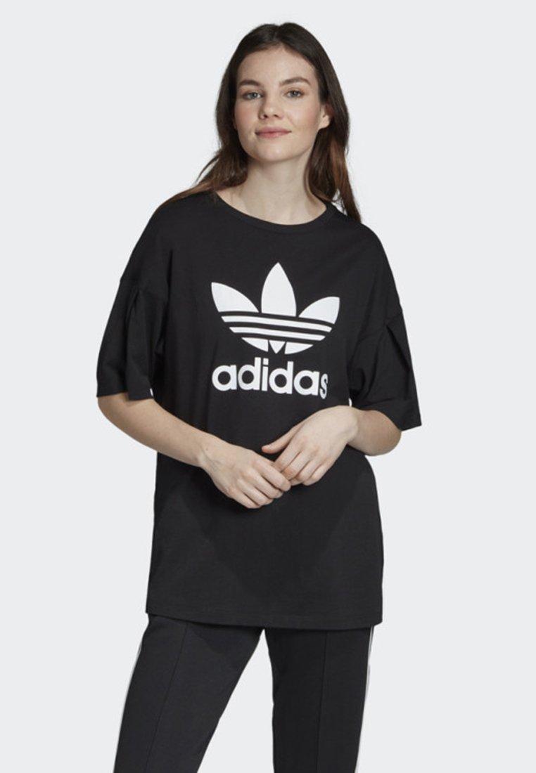 adidas Originals - T-SHIRT - Print T-shirt - black