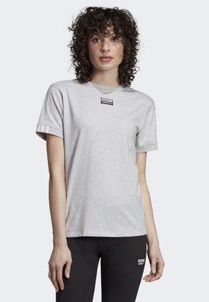 T-SHIRT - T-shirt med print - grey