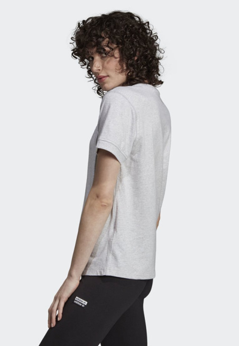 adidas Originals T-SHIRT - T-shirts med print - grey