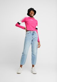 adidas Originals - CROPPED - T-shirt à manches longues - real magenta - 1