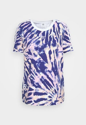 T-shirts med print - multicolor