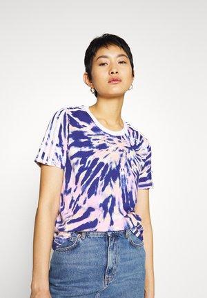 T-shirt z nadrukiem - multicolor