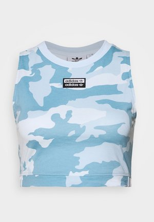 TANK - Toppe - sky tint/shade blue/easy blue