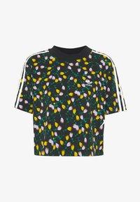 adidas Originals - CROPPED TEE - Print T-shirt - multicolor - 3